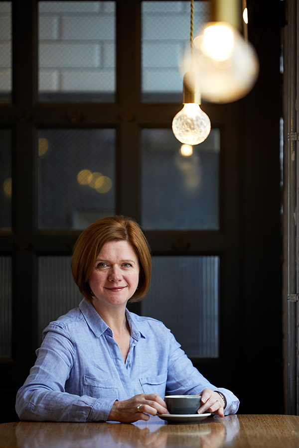 Photo of Kate Nicholls, Chief Executive of UKHospitality