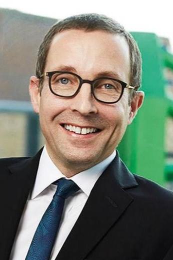 Photo of Dan Brooke, Chief Executive of Smart Energy GB
